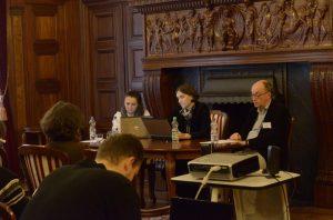Vortrag an der Universität Lodz 2013